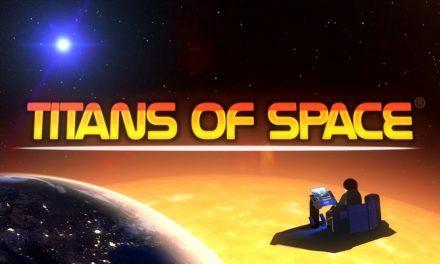 Titans de l'espace
