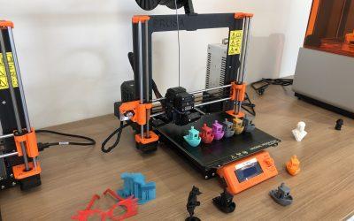 Imprimante 3D i3 Multi Matériel 2.0 – R2-D2