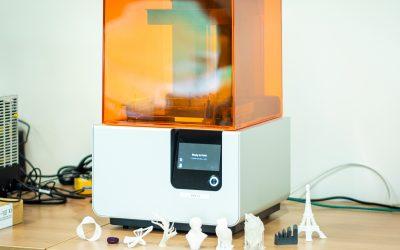 Imprimante 3D au laser Form 2 – Solo