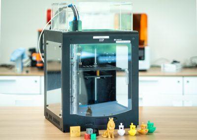 Imprimante Vader et modèles 3D