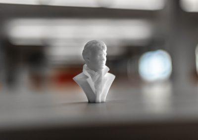 Ce modèle a été imprimé avec l'imprimante à résine.