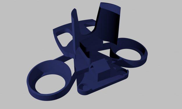 Support pour casque Oculus Rift S